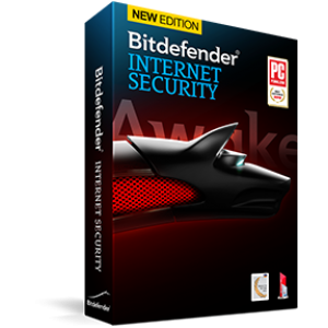 Bitdefender Internet Security 2014 3-PC, 1-Year