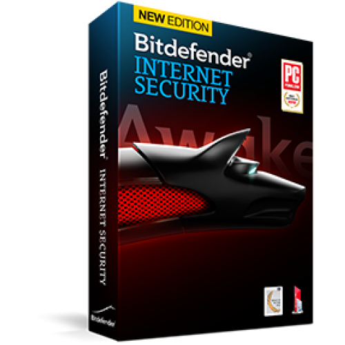 Bitdefender Internet Security 2014 1-PC, 1-Year