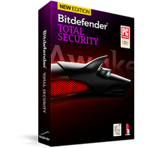 Bitdefender Total Security 2014 3-PC, 1-Year