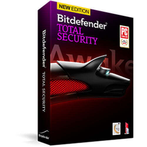 Bitdefender Total Security 2014 1-PC, 1-Year